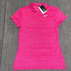 NWT Nike Golf Women's DRI FIT Polo Shirt